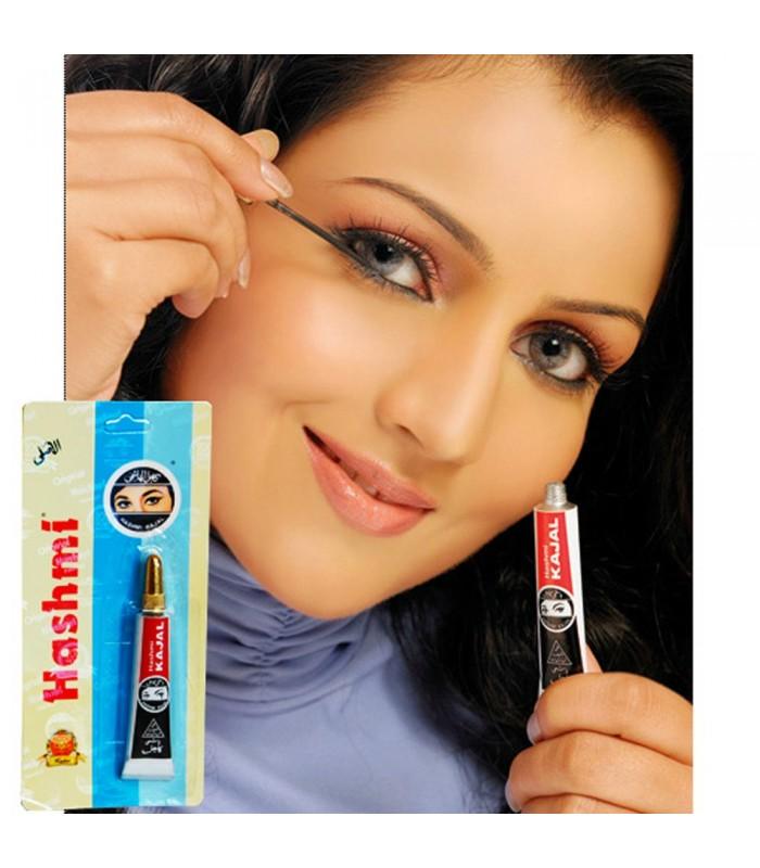 Natural eye drops Hashmi - Tube - Black - Kujul - Khol