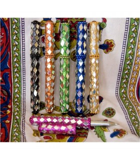 Boligrafo Espejitos - Varios Colores - Ideal Regalo - 12 cm