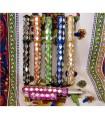 Stylo miroirs - plusieurs couleurs - idéal cadeau - 12 cm