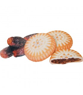 Biscuit stuffed with dates - tray 12 units - Maamul Tamar