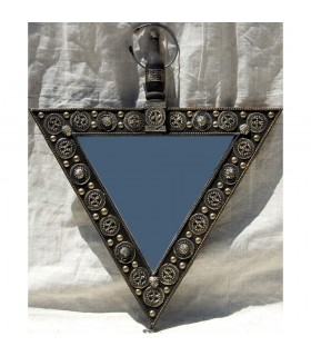 Arabic Mirror Alpaca - Triangle