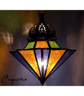 Lamp Color Glass - Umbrellas - 2 Sizes - NEW