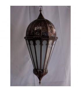 Lámpara Globo Dorado - Multicolor - Andalusí -NOVEDAD