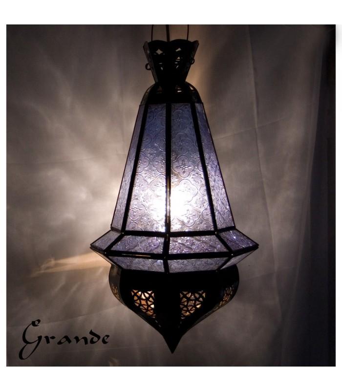 Lámpara Cristal Andausí Bellota - Dos Colores - Arabe - NOVEDAD