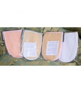 Bucha natural - corpo de esponja esfoliante Natural - novidade