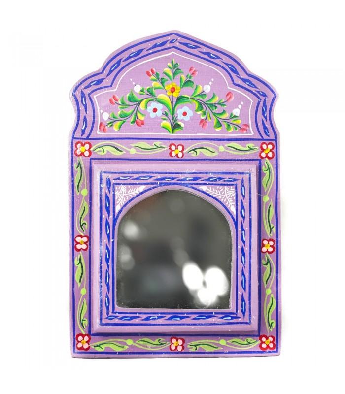 Mini Espejo Andalusi Pintado a Mano - Varios Colores
