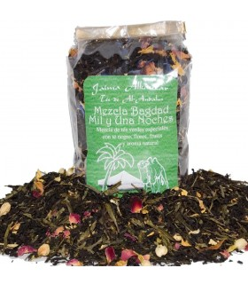 Thousand and one nights - mixed Baghdad - Al - Andalus teas - from 100 g