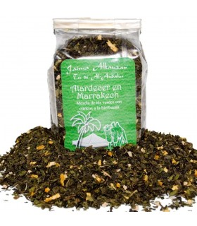 Sunset at Marrakech - Al - Andalus teas - from 100 g