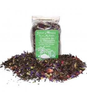 Tales of the Alhambra - Al - Andalus teas - from 100 g