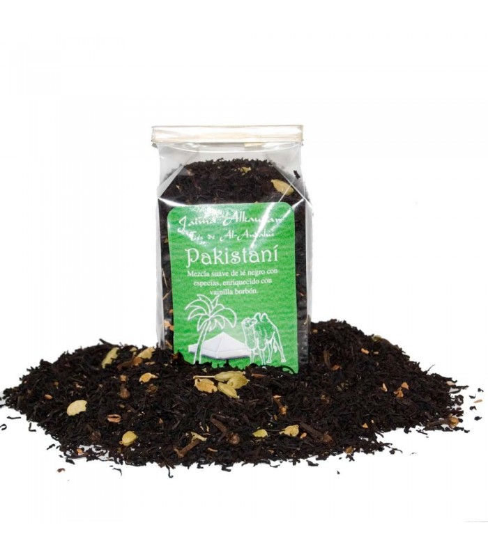 Pakistan Tea - Teas of Al-Andalus - from 100gr