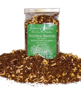 Orange Rooibos without Teina - Teas of Al-Andalus - from 100gr