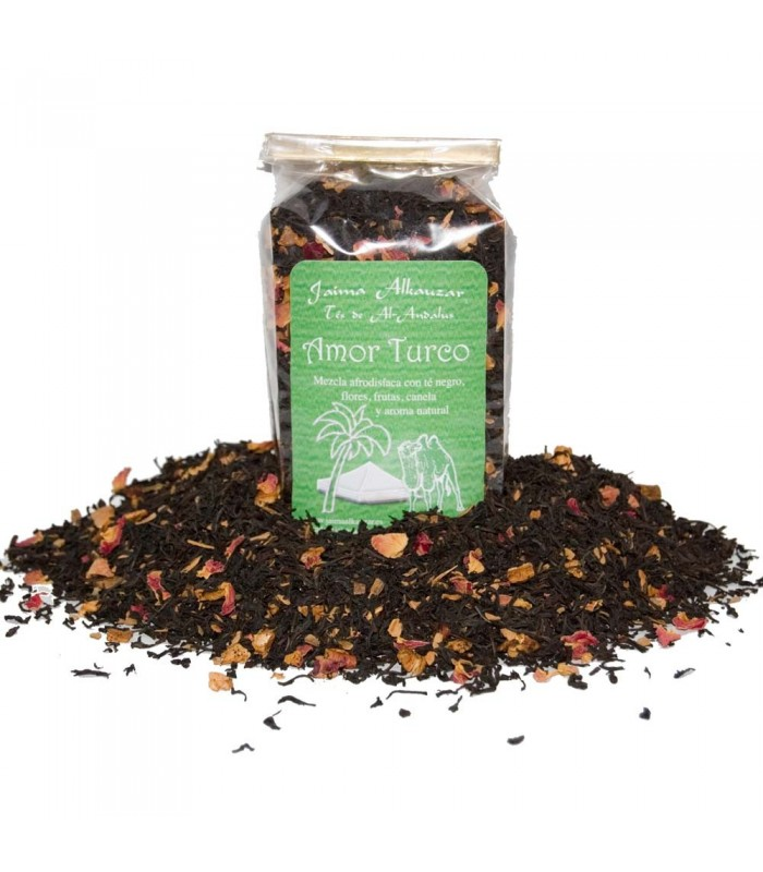 Turkish Love - Teas of Al-Andalus - from 100gr
