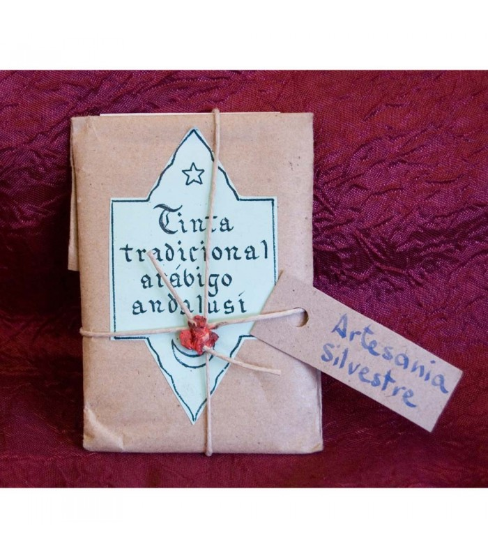 Tinta Caligráfica Tradicional Arábigo Andalusí