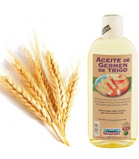 Oil wheat germ - 250 ml - 1 L.