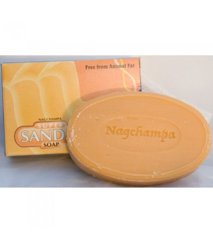 Jabón Sándalo Natural - SATYA - 75 gr