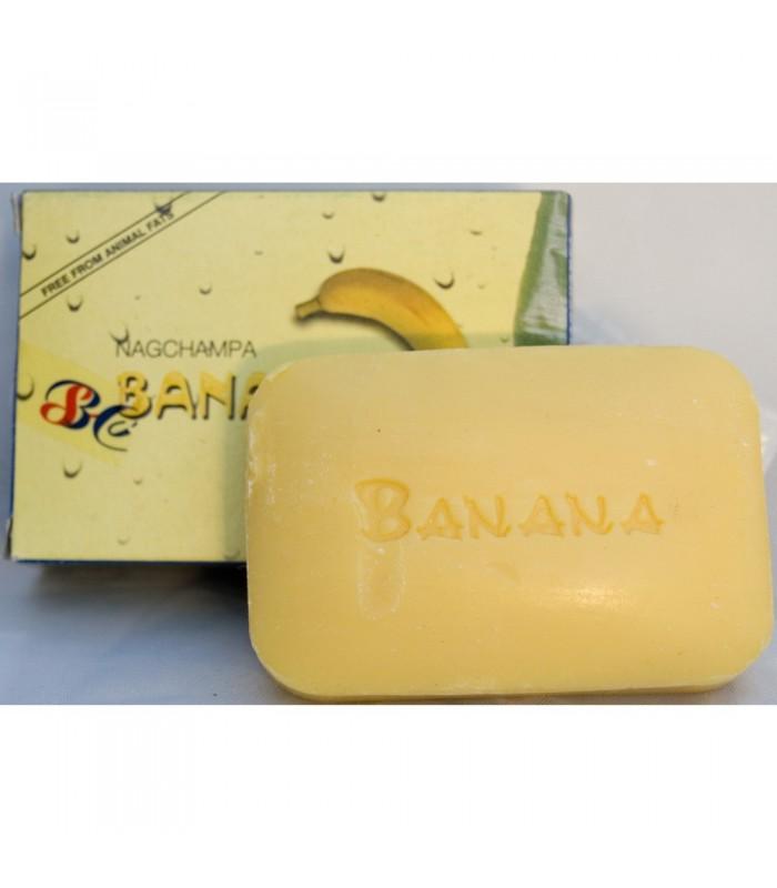 Jabón de Plátano Natural - SATYA - 75 gr - NOVEDAD