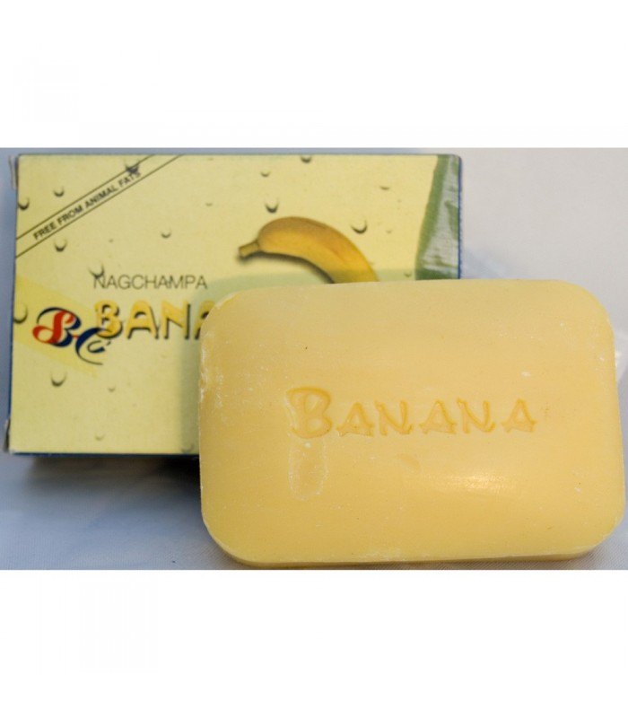 Natural Soap Banana - Satya - 75 grams - NEW