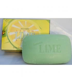 Природные лимон - САТЬЯ - 75 гр - новизна мыло
