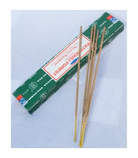 Incense Patchouli Forest- SATYA - New line - NOVEDAD