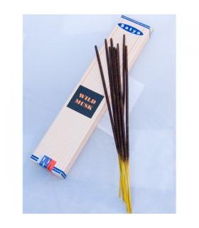Incense Wild Mudk  - SATYA