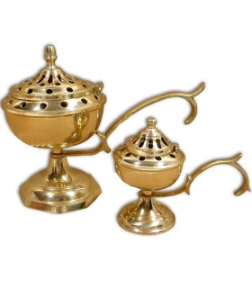 Censer Cup - Bronce or Nickel - 3 Sizes