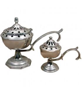 Курильница Кубок - бронза или никель - 3 Tamanos линии национального