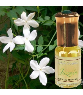 Jasmine - Perfume Body Arabe - Great Quality - Dispenser