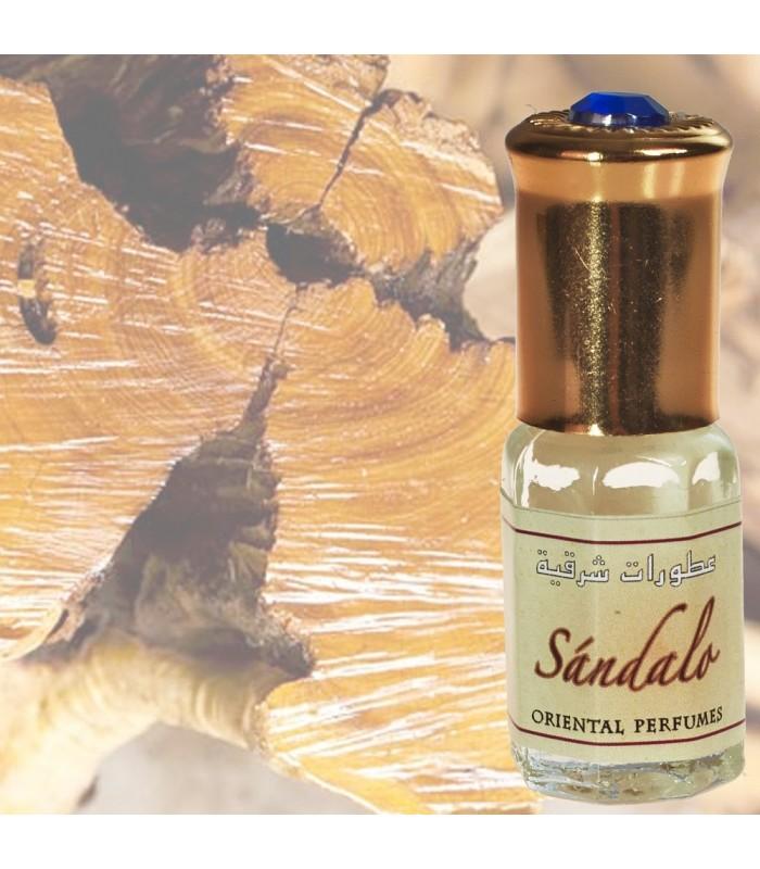Sándalo - Perfume Corporal Arabe - Gran Calidad - Dosificador