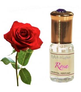 Grande qualité de Rosa - distributeur de parfum corps - - arabe