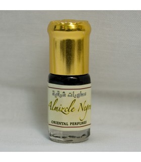 Black musk - parfum corps arabe - grande qualité