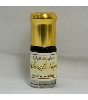 Nero muschio - profumo corpo arabo - grande qualità