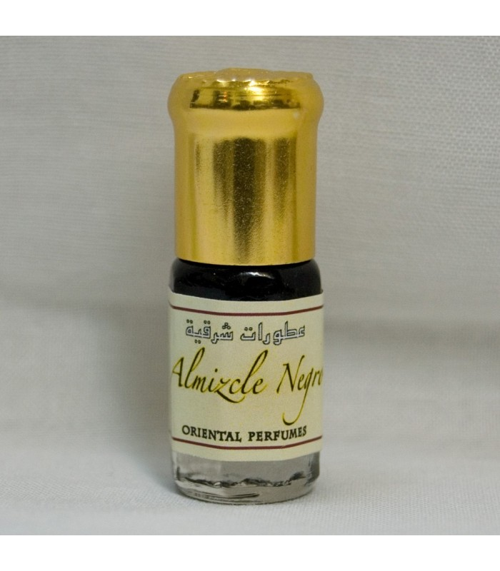 Black Musk - Perfume Body Arabe - Great Quality - Dispenser