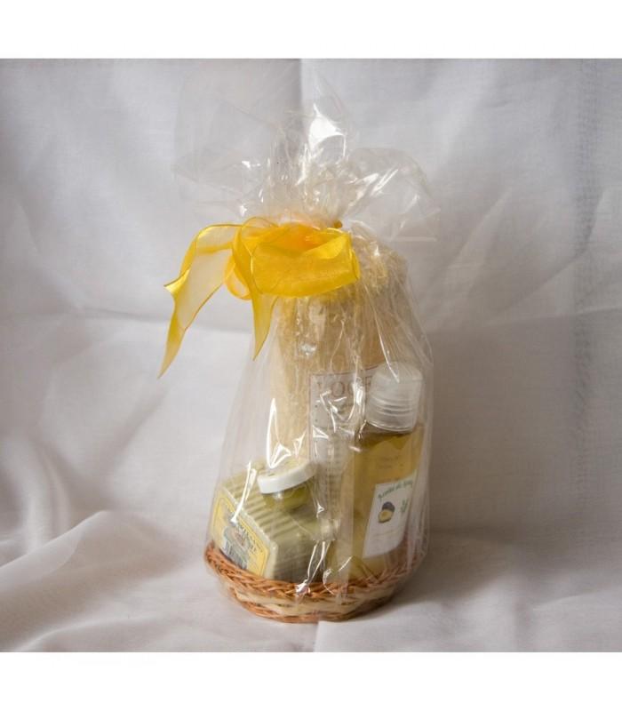 Pack Avocado (Oil + Soap + Protector Labial + Natural Lufa)