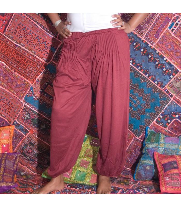 Pantalón Bombacho - Algodón - Varios Colores - Modelo G