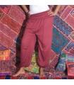 Bombacho Pants - Cotton - Various Colors - Model 2