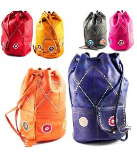 Tasche Leder Handwerker - Kongo - verschiedene Farben - 2 Größen