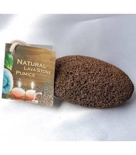 Pedra Pómez - Rocha Vulcânica Natural - Pele Morrida Callos
