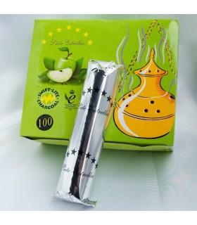 Carvão 7 Estrelas - Odor maçã ou laranja - Instant-NOVA
