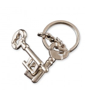 Keychain wit luck key - separate keys