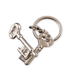 Wit chance porte-clé - clés distinctes