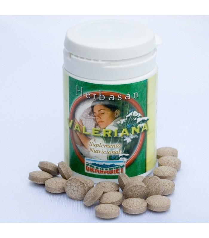 Valerian Tablets - 60 und. - Medicinal Plant-Sweet Dreams