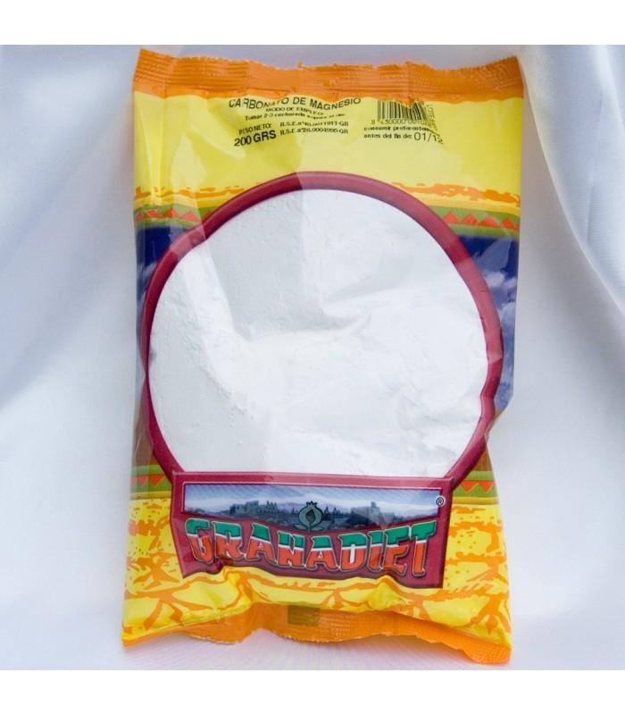 Carbonato de Magnesio - 200 gr - Recomendado