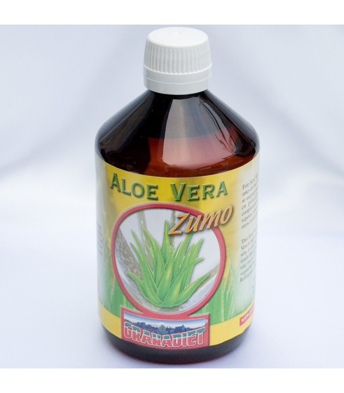 Aloe Vera Juice - 100% Natural - Recommended Diet