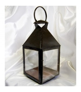 Lantern square forging - top quality - handle large