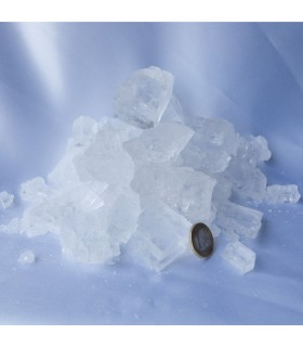 Сал-дель-Гималаи - кристаллизуется куски - 1 кг - мешок формат