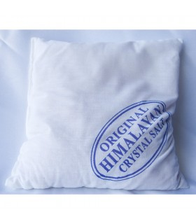 Therapeutic Pillow Natural - Himalayan Pink Salt - Square 17 cm