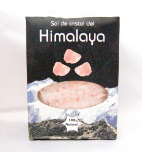 Sal del Himalaya - Gruesa - 1 kg - Formato Caja