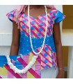 African shell necklace - design Etnico - craftsman - model 1