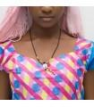 African shell necklace - design Etnico - craftsman - 2 model