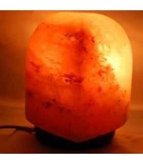 Herz poliert Salz Lampe - Natural - Himalaja - Neuheit